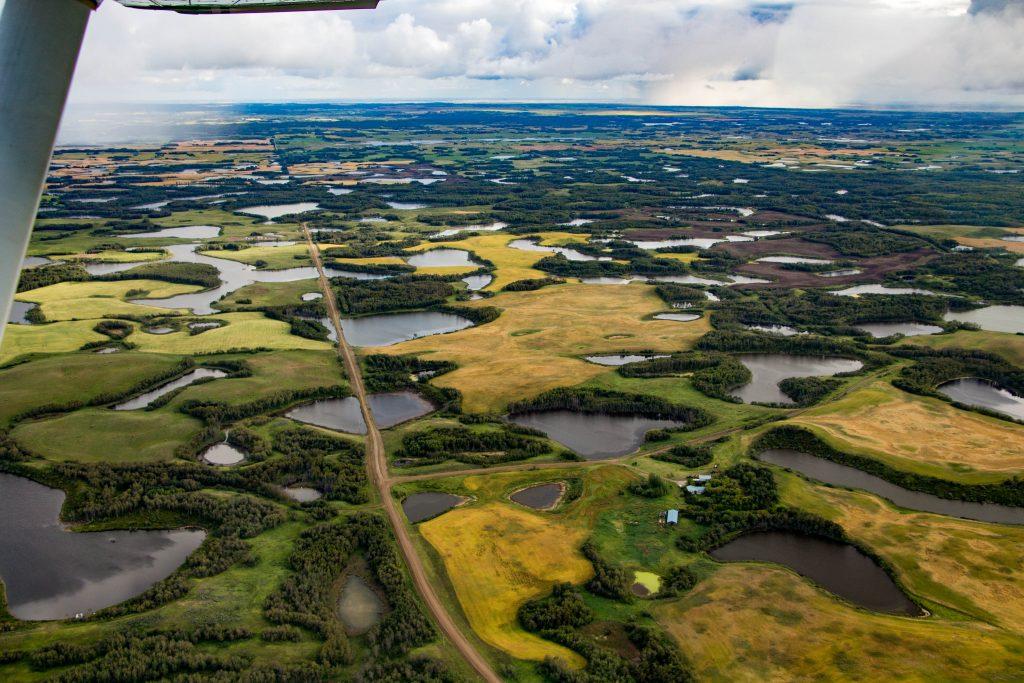 The Prairies?