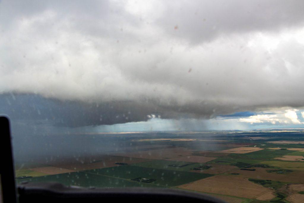 Storm dodging